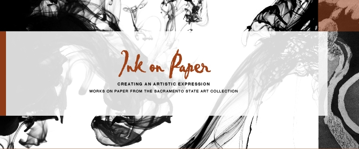 Ink on Paper: Creating an Artistic Expression