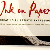 Ink on Paper Brochure
