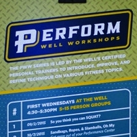 Perform WELL Workshops
