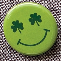 St Patty's Day Buttons