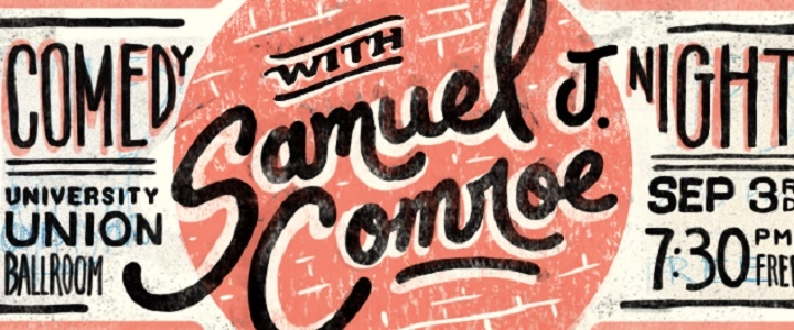 Comedy Night feat. Samuel J. Comroe