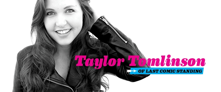 Taylor Tomlinson of Last Comic Standing