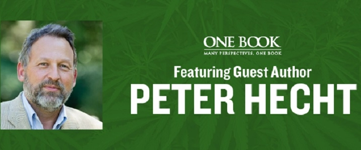 One Book Author's Day feat. Peter Hecht