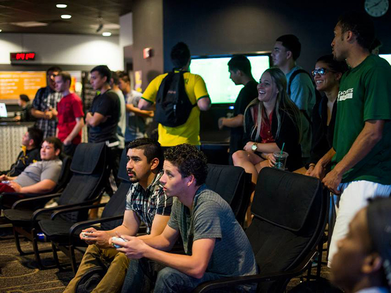 We Host Video Game Tournaments