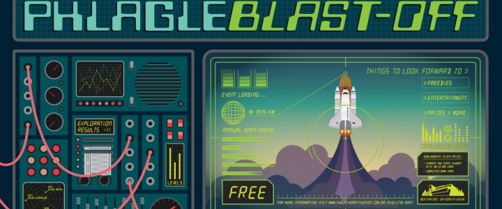 Phlagleblast 2018: Space